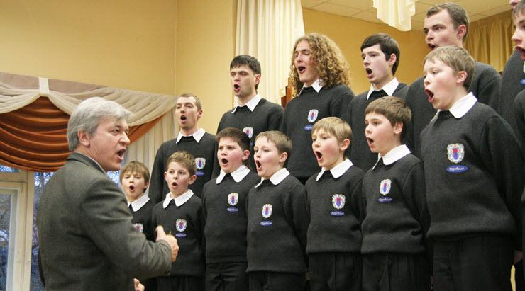 Фотоотчет о  I Республиканском конкурсе юных вокалистов